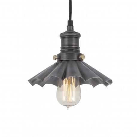Závěsné svítidlo cínové Deštník 002