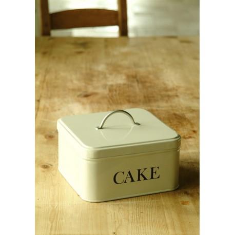 Dóza na koláč hranatá