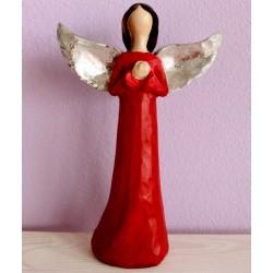 Anděl červený