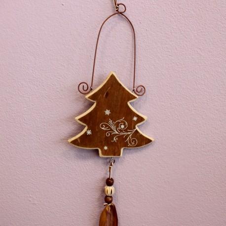 Vánočení dekorace na zavěšení