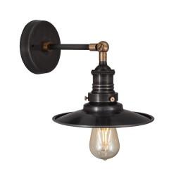 Nástěnná lampa cínová Manhattan 002