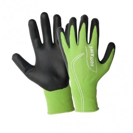 Pracovní rukavice Maxfeel zelené
