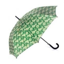 Dámský květovaný deštník