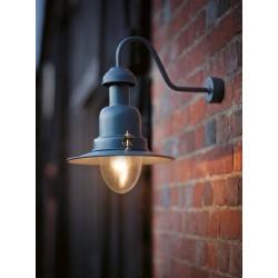Venkovní lampa Fishing šedá