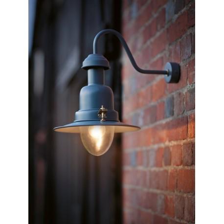 Venkovní lampa Fishing tmavá