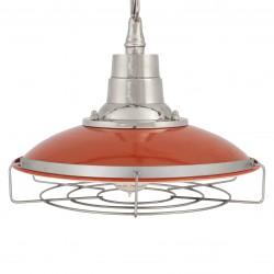Závěsné svítidlo oranžové Richmond 001