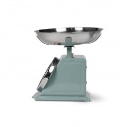 Kuchyňská váha - modrozelená