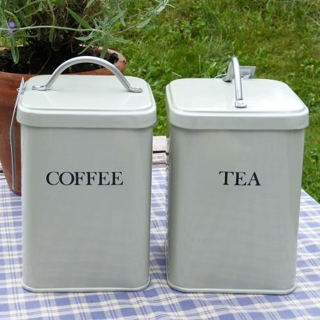 Dózy - káva, čaj