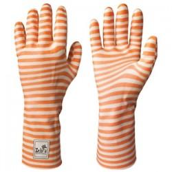 Pracovní voděodolné rukavice Zebra