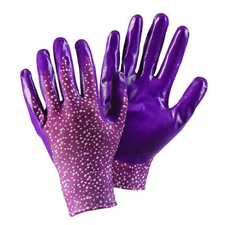 Dámské rukavice fialové