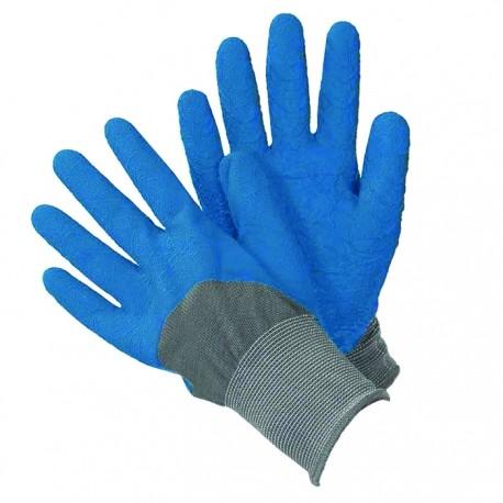 Pracovní rukavice modré