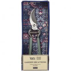 Zahradnické nůžky William Morris Strawberry Thief