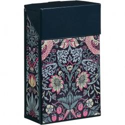 Plechová krabička na semienka William Morris