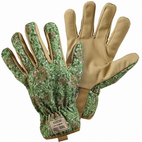 Zahradnické rukavice William Morris Honeysuckle