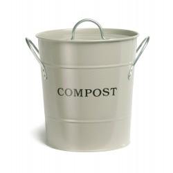 "Koš ""Compost"" na bioodpad jílový"