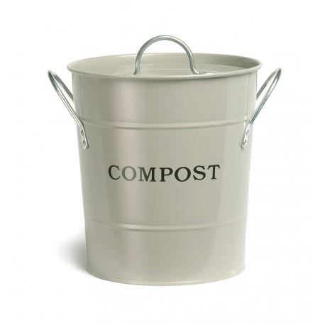 Koš Compost na bioodpad kovový