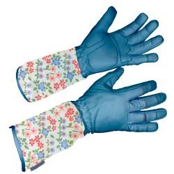 Dámské kožené rukavice dlouhé Daisy