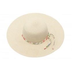 Dámský klobouk modrý