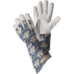 Dámské kožené rukavice prodloužené