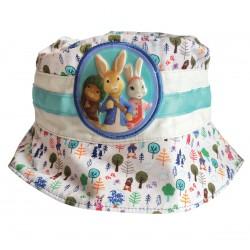 Dětský klobouček Peter Rabbit