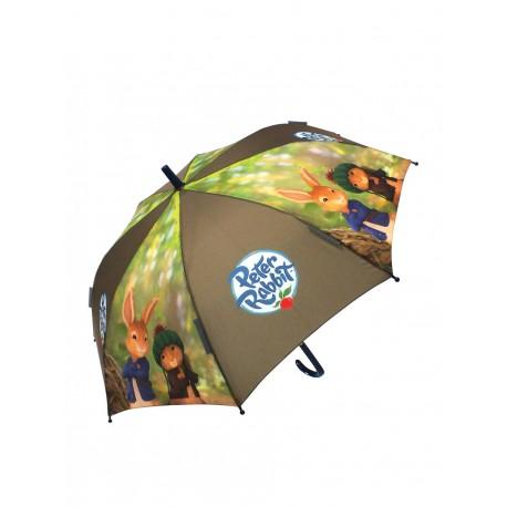 Dětský deštník Peter Rabbit tmavý