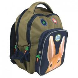 Dětský batoh Peter Rabbit tmavý