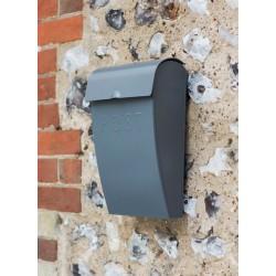 Poštovní schránka - tmavě šedá