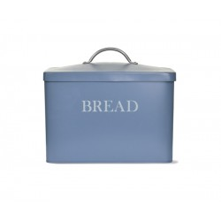Nádoba na chleba - modrošedá