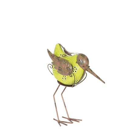 Dekorace do zahrady - ptáček Sibella