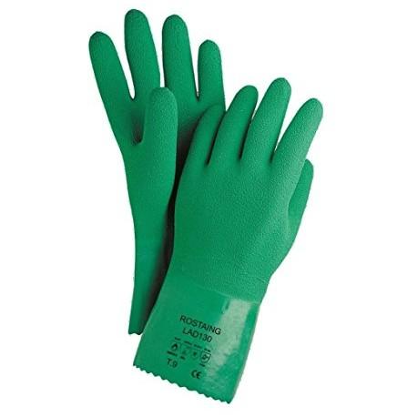 Latexové rukavice na růže LAD130