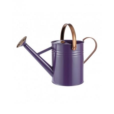 Konev kovová fialová