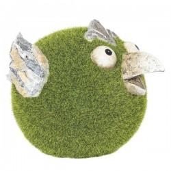 Dekorace do zahrady - angry bird