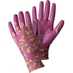 Dámské rukavice nitrilové - orient