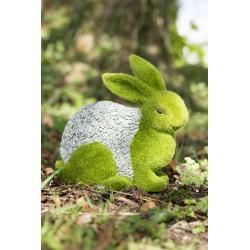 Dekorace do zahrady - králík