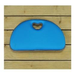 Klekací pěnová podložka - modrá