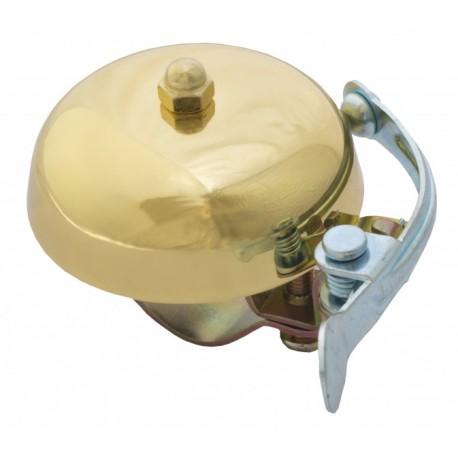 Retro zvonek na kolo - mosaz