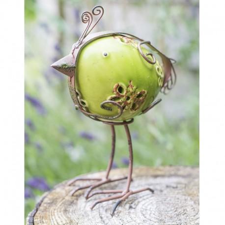 Dekorace do zahrady - ptáček Annika
