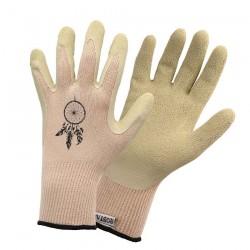 Dámské pracovní rukavice Boho