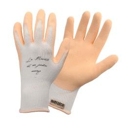 Dámské pracovní rukavice Nude