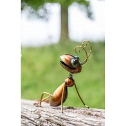 Dekorace do zahrady - mravenec Annabelle