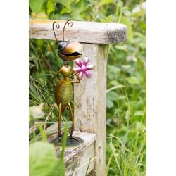 Dekorace do zahrady - mravenec Daisy