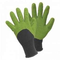 Pracovní rukavice zelené
