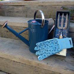Sada - konev, zahradnická vidlička a rukavice