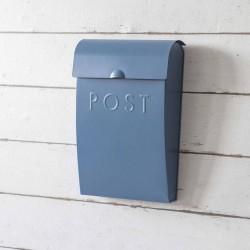 Poštovní schránka - modrá