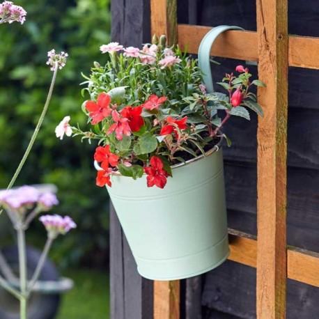 Závěsný květináč - sage