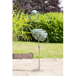 Dekorace do zahrady - mořský pták