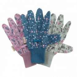 Dámské pracovní rukavice bavlněné