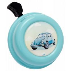Kovový zvonek na kolo - VW brouk