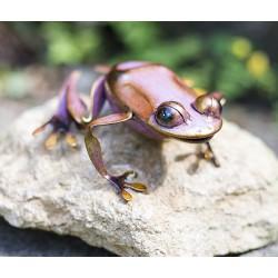 Dekorace do zahrady - žába Dart