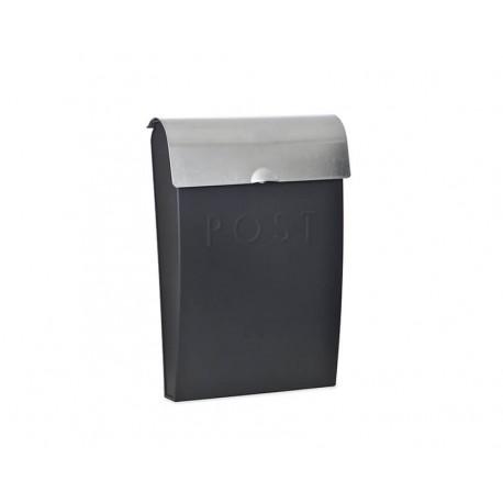 Poštovní schránka - uhlíková